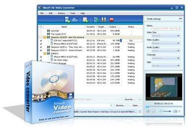 Xilisoft Video Converter Ultimate 6.0.4.0617 MultiLang