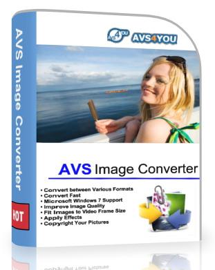 AVS Image Converter 2.2.1.209 - для конвертации изображений