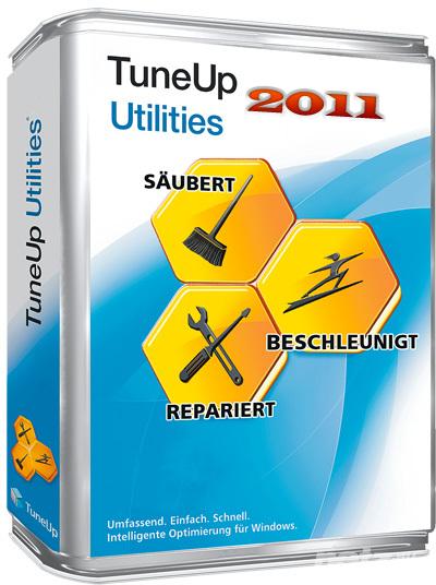 TuneUp Utilities (тюн ап) 2014 v 10.0.1080.3