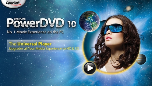 скачать CyberLink PowerDVD Ultra 10.0.1830 Repack