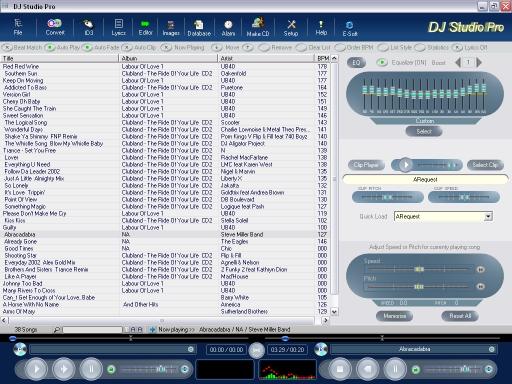 скачать DJ Studio Pro 7.1.7.2.1