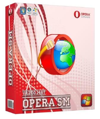 Opera SM 12.00.1467 Rus SI Update 3