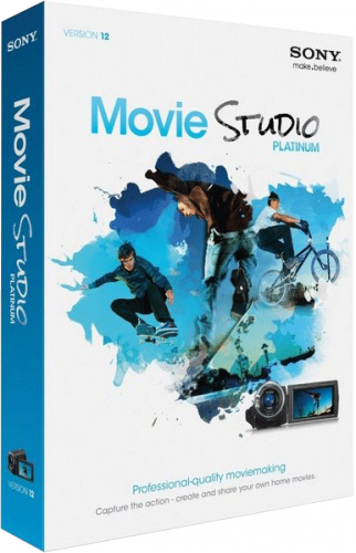 скачать Sony Vegas Movie Studio HD Platinum v13