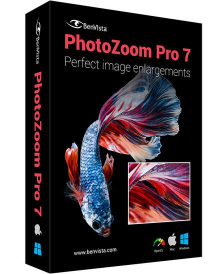 скачать Benvista PhotoZoom Pro 7.0.4 - редактирование фото и рисунков