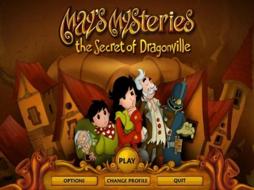 May's Mysteries: The Secret of Dragonville (2012)