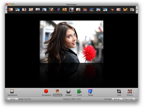 скачать Picturesque 2.1.8 для Mac OS X
