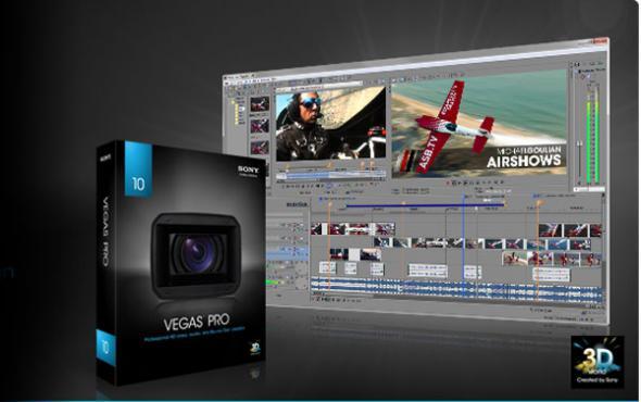 Sony Vegas Pro 10.0c Build 469 Portable (Ml/Rus)