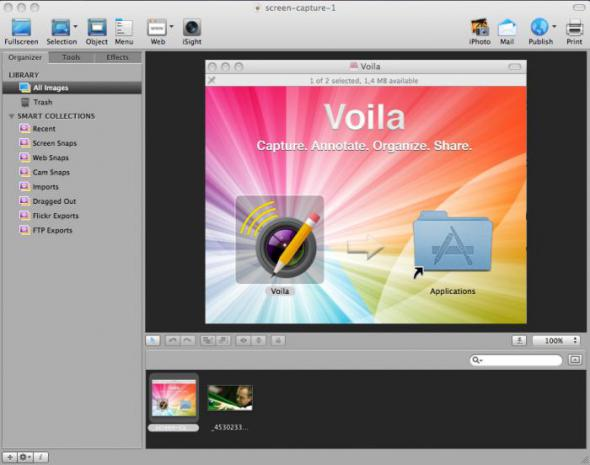 скачать Voila 3.0.4 для Mac OS X