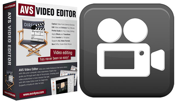 AVS Video Editor 7.5.1.288 7.5.1.288 [2017, ENG + RUS]