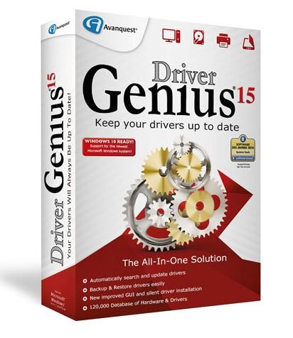 скачать Driver Genius (драйвер гениус) Professional 15.0.0.1038 + Driver Genius кейген, ключ, key, keygen - найдет и обновит драйвера