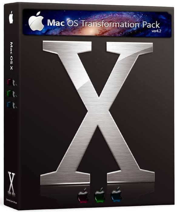 скачать Mac OS X Transformation Pack 4.2
