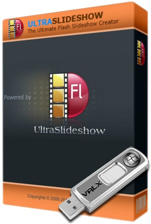 Ultraslideshow Flash Creator Professional 1.59 Portable