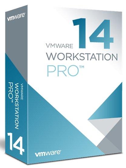 VMware Workstation 14 Pro ENG + RUS RePack - для создания нескольких виртуальных компьютеров