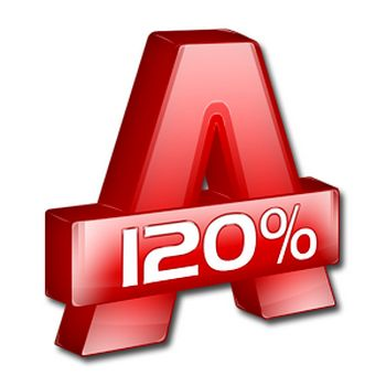 Эмулятор CD/DVD дисков - Alcohol 120% 2.0.3 Build 10121 Retail crack