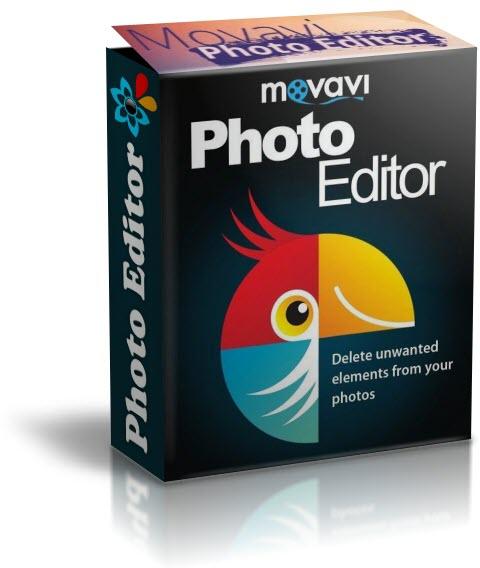 скачать Фоторедактор - Movavi Photo Editor 5.1.0 RePack & Portable - русская версия - ключ