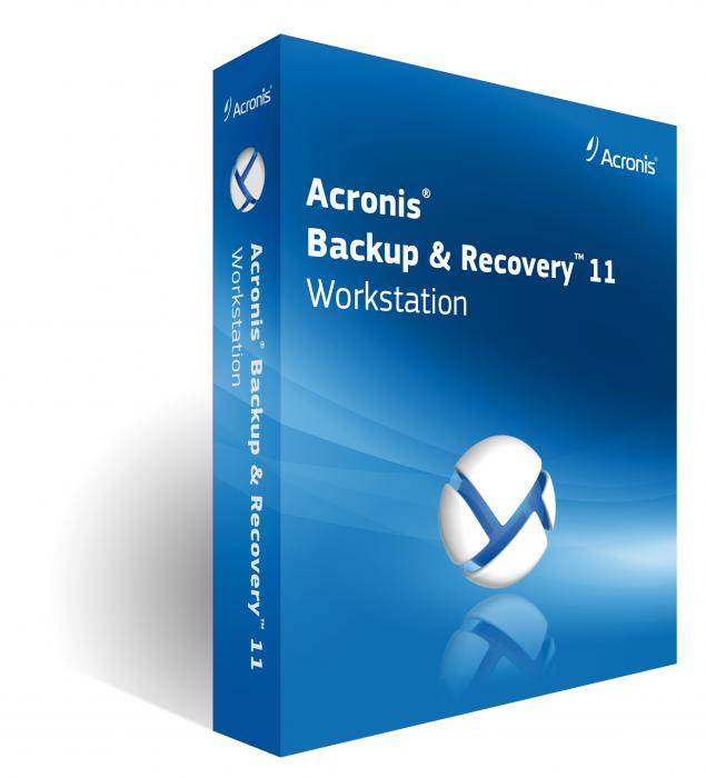Acronis Backup & Recovery 11.0.17318.1 Workstation with Universal Restore Russian