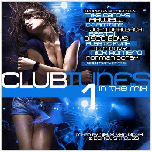 скачать Clubtunes Vol. 1 - In The Mix (2012)