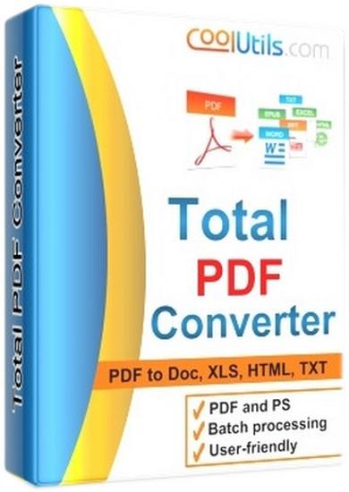 Coolutils Total PDF Converter 2.1.193 RUS RePaсk