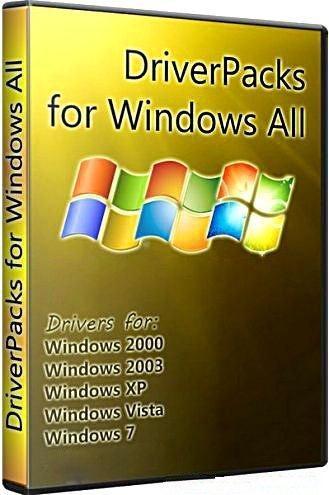 скачать DriverPacks for Windows 15.03.2012 DP (драйвера)
