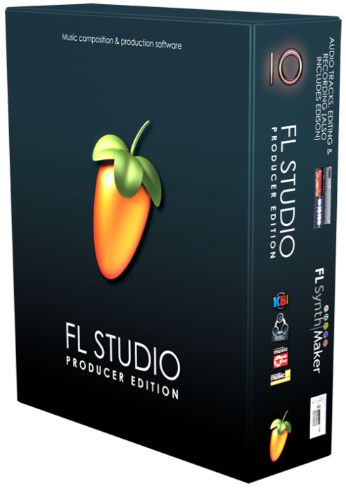 скачать FL Studio Producer Edition 10.5.0 BETA