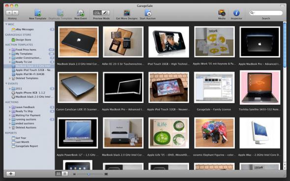скачать GarageSale 6.4 для Mac OS X