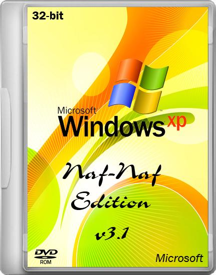 скачать Windows XP PRO SP3 Naf-Naf Edition 3.1 x86