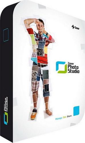 Zoner Photo Studio Pro 14 Build 5 x32 Rus Portable - обработка цифровой фотографии