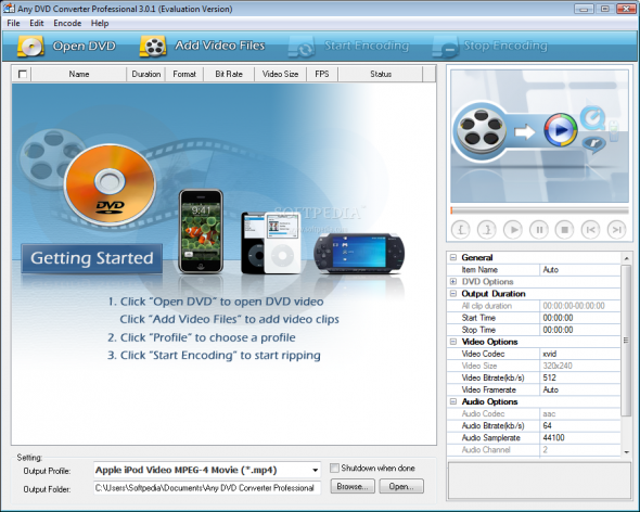 Any DVD Converter Professional 4.3.8 Rus /