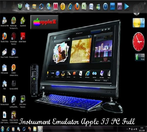 Instrument Emulator Apple II PC Full