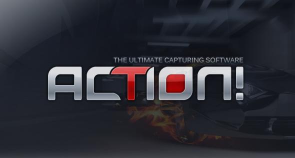 Mirillis Action! 1.3.2.0 - запись с монитора