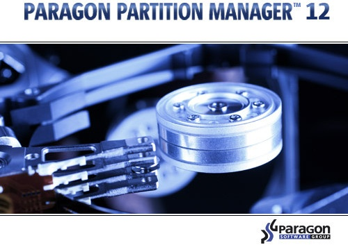 скачать Paragon Partition Manager 12 & Boot Media Builder RePack