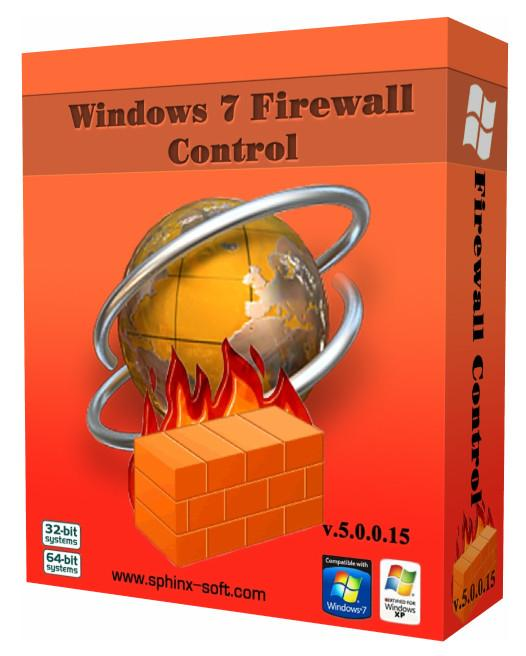 скачать Windows 7 Firewall Control 5.0.0.15 ML / Rus RePack - защита Windows 7