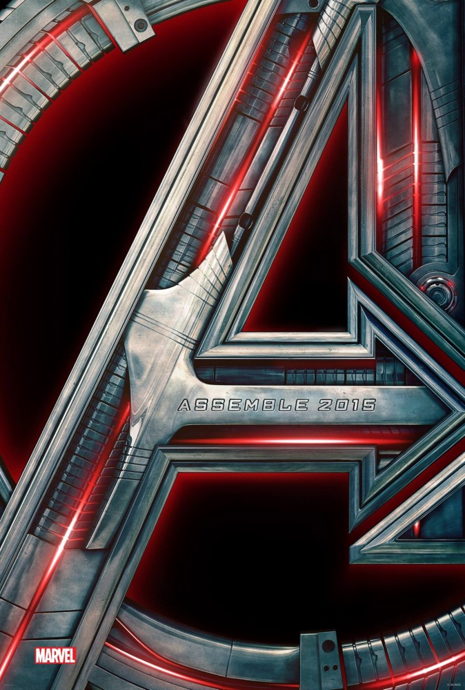 Мстители 2: Эра Альтрона (2015)