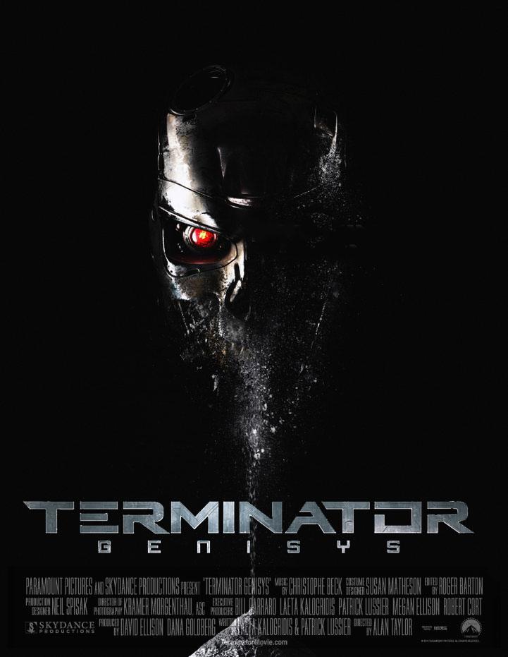 Терминатор 5: Генезис (2015)