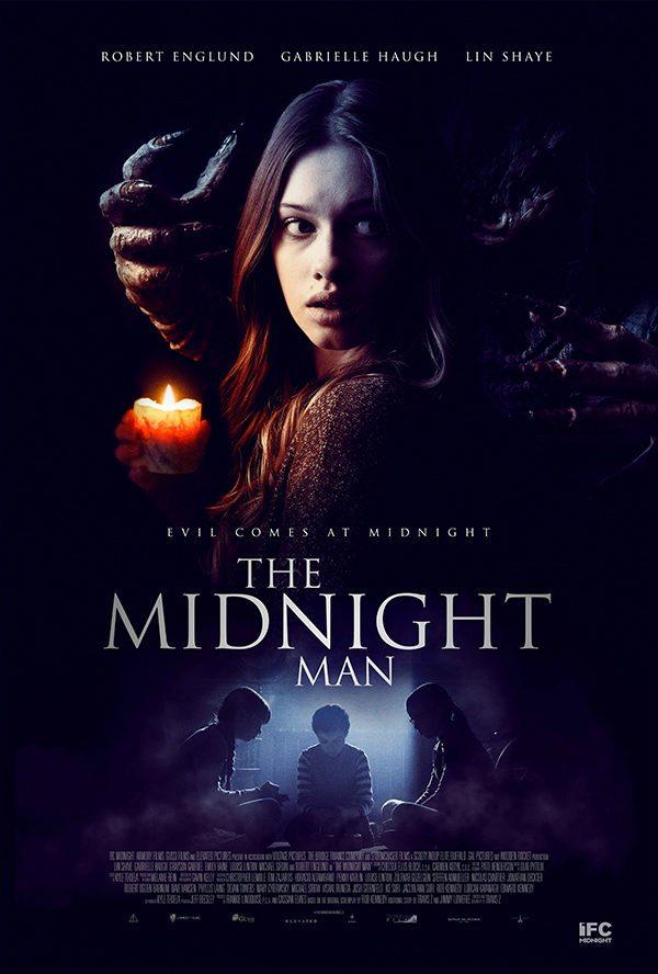 Фильм Полуночный человек / The Midnight Man (2017)