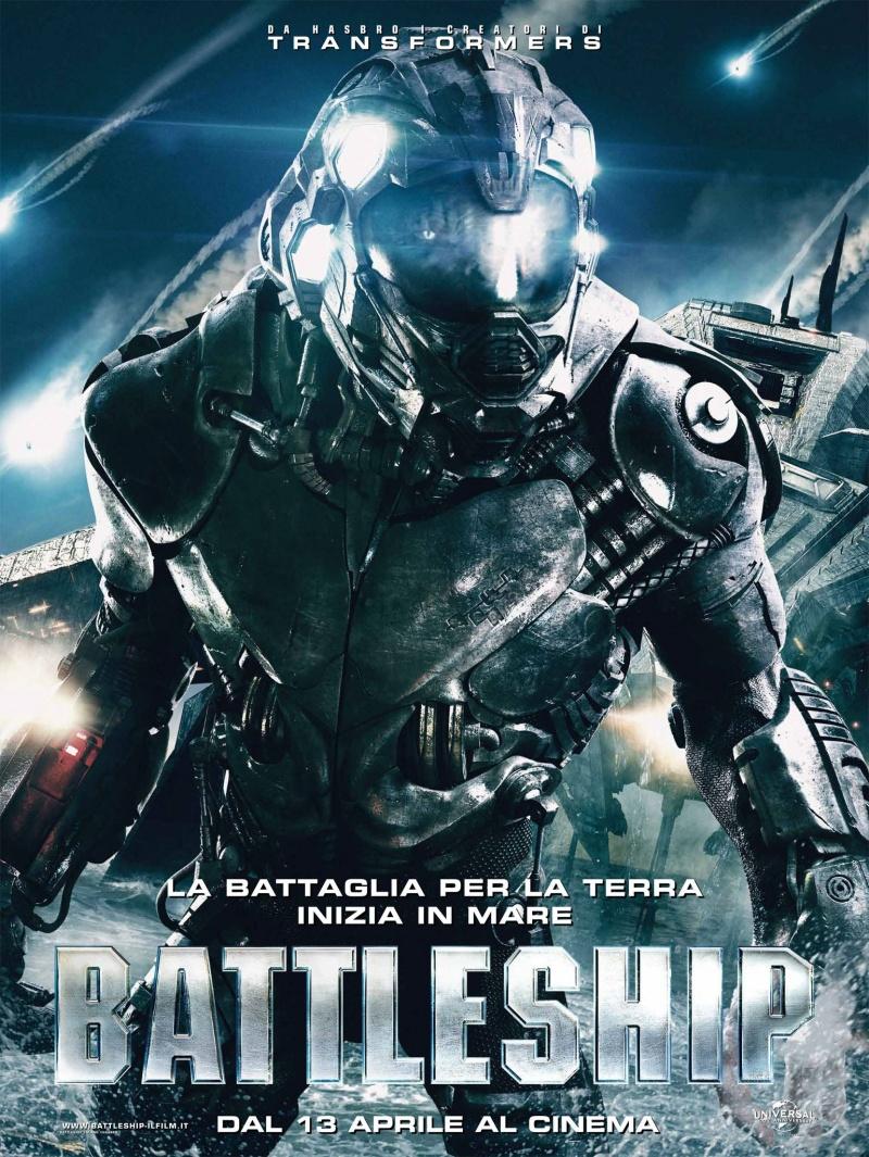 Морской бой / Battleship (2012)