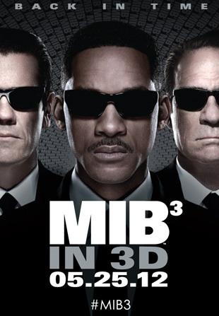Люди в черном 3 / Men in Black III (2012)
