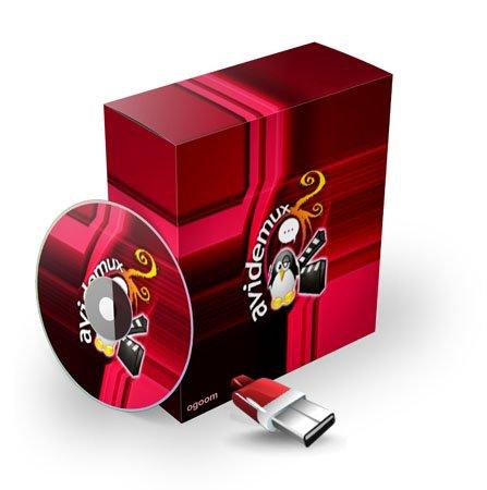 Avidemux 2.6.8020 Portable - редактор медиафайлов