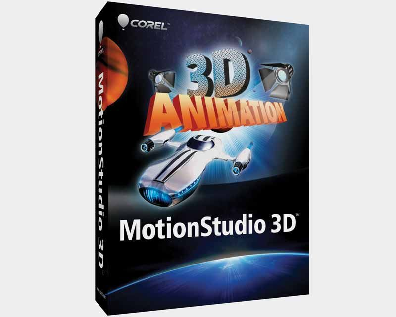 скачать Corel MotionStudio 3D v1.0.0.252