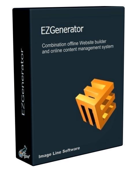 EZGenerator v4.0.0.468 - создать сайт бесплатно