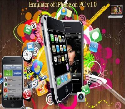 Emulator of iPhone on PC v1.0