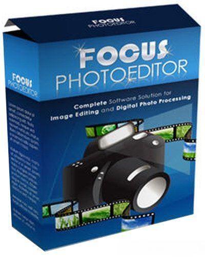 Focus Photoeditor 6.4.0.3 - редактор графики