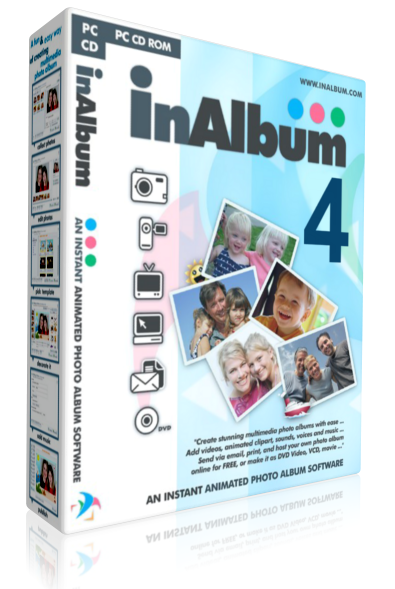 InAlbum Deluxe v 4.0 Build 4006 Final