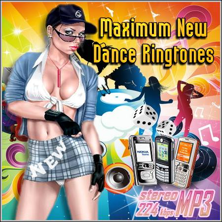 Maximum New Dance Ringtones (2012) - рингтоны для мобилки