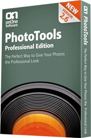 OnOne PhotoTools Professional Edition v2.6.5 - фотообработка - высококачественные фильтры