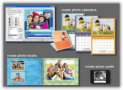 Photo Calendar Maker v 2.65 - для создания красивых фотокалендарей