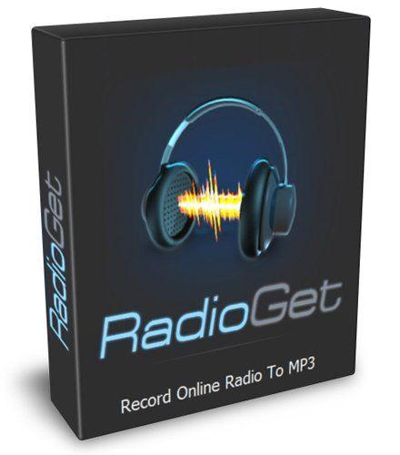 RadioGet 3.3.8 - Слушайте более 25,000 Интернет радиостанций