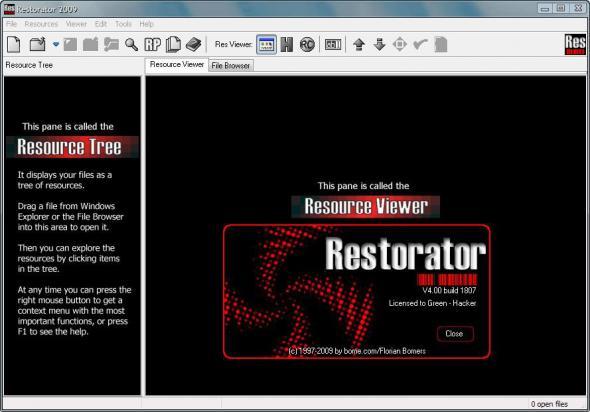 Restorator 2009 4.0 build 1807 Rus -