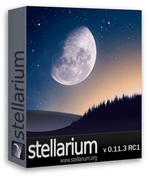 Stellarium 0.11.3 RC1 ML/RUS - настольный планетарий