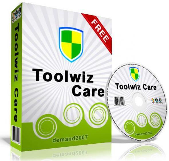 ToolWiz Care 2.0.0.2800 (2012/RUS) - настройка пк